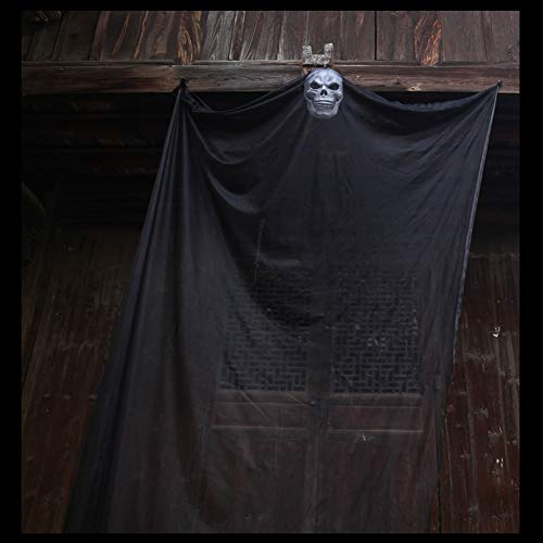 BERTERI Halloween Decorations Terror Props Bar Bar KTV Malls Supermarkets Haunted Houses Hanging Ghost -