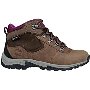 Timberland Women's Mt. Maddsen Mid Lthr Wp Hiking Boot