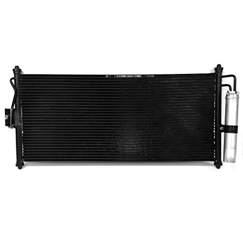 - AC Condenser for Nissan Sentra With Drier for Nissan Sentra