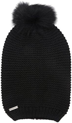 SOIA & KYO Women's Caddie, Black, One Size - Kyo Black Wool
