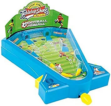 Game Planet Pinball Fútbol: Amazon.es: Juguetes y juegos