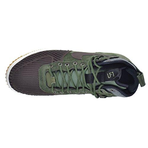 Nike Maankracht 1 Duckboot Heren Schoenen Barok Bruin / Army Olive-black-sliver 805899-200