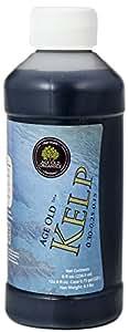 Age Old Organics 1KELK8OZC Kelp (0-30-0.25-0.25) Liquid Fertilizer, 8-Ounce