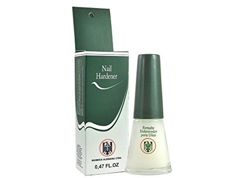 Price comparison product image QUIMICA ALEMANA Nail Hardener (protective barrier prevents chipping,  peeling and splitting) - Size 0.47 Fl.oz by Quimica Alemana