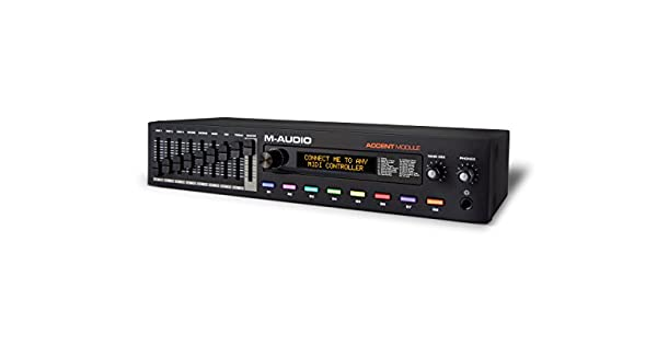 Amazon.com: M-Audio Accent módulo | USB MIDI Piano módulo de ...