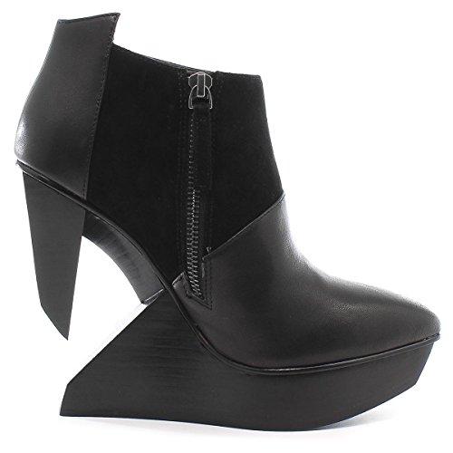 Altos Black Nude Black United Edge Zapatos XExXTa