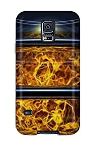 Barbauller FLhVSuJ9956LLJvE Case Cover Skin For Galaxy S5 (3d Cool)