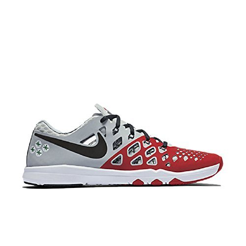 Galleon - Nike Mens Train Speed 4 Amp University Red   Black-White  Ankle-High Rubber Cross Trainer Shoe - 9M b43992006