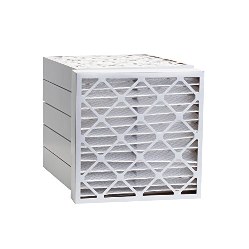 24x25x4 Filtrete Dust & Pollen Comparable Air Filter MERV 8 - 6PK by Tier1