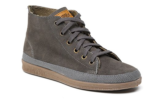 Art Natural Sneaker World 608 Gris Donna Invernale SwpTwxqv
