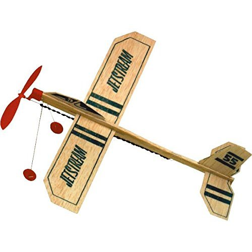 Jetstream Balsa Wood Glider Plane ()