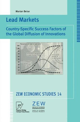 Download Lead Markets: Country-Specific Success Factors of the Global Diffusion of Innovations (ZEW Economic Studies) (v. 14) ebook