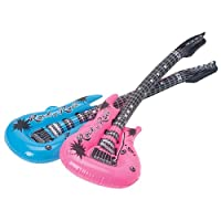 Inflatable Rock Guitars
