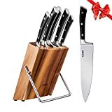 Best Knife Sets - Kitchen Knife Set, Professional 6-Piece Knife Set Review
