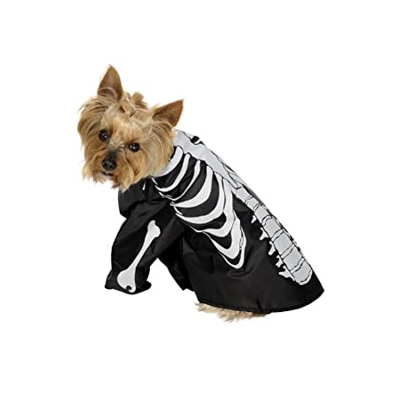 Halloween skeleton costume for dogs.  sc 1 st  Amazon UK & Halloween skeleton costume for dogs.: Amazon.co.uk: Kitchen u0026 Home
