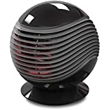 GreenTech Environmental pureHeat Wave Oscillating Space Heater & Air Circulating Fan with Adjustable Temperature Control
