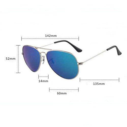 HL Hommes Pilote Hommes Conduite Et Femmes soleil Hommes Conduite Polarizers de Marée Nouveau Miroir Des lunettes CtwqZf