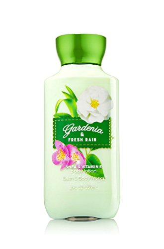 Bath & Body Works Shea & Vitamin E Lotion Gardenia & Fresh (Fresh Gardenia)
