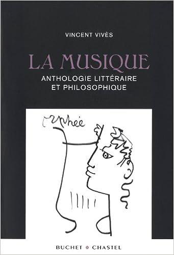 Téléchargement La musique : Anthologie littéraire et philosophique pdf, epub