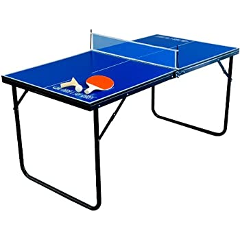Charmant Park U0026 Sun Sports Indoor/Outdoor Mini Table Tennis Table With 2  Rackets/Paddles And Balls