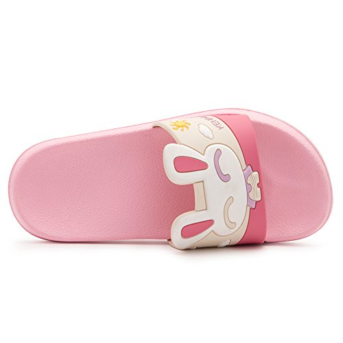 Shoes Men Flip Pink Beach Non Women Kids Sandals for Unisex and Slip and KENROLL Slippers Pool Flop k Shower Soft Slide ZqIwHASP
