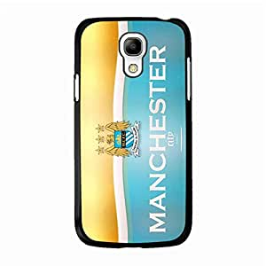 Durable Samsung Galaxy S4 Mini Mobile Case Premium Manchester City FC Phone Case Eagle Design