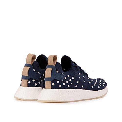 Femmes Nmd_r2 Pk Bleu Sneaker
