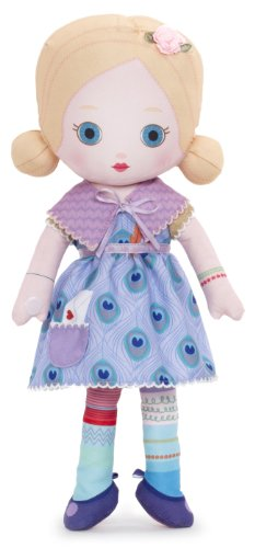 Mooshka Girls Doll - Dasha (Doll Puppet Rag Stuffed)
