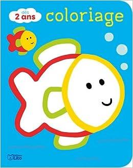 Coloriages Pour Les Tout Petits Les Animaux De La Mer Des 2 Ans