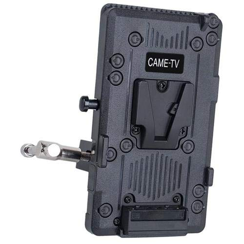 Came-TV V-Lock Plate with Clamp, and D-Tap by Came-TV (Image #1)