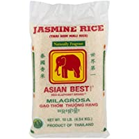 Asian Best Jasmine Rice, 10 Pound
