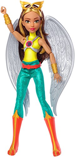 DC Super Hero Girls Hawk Girl Fashion Doll -