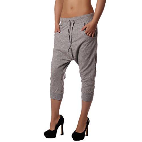 Crazy Age - Pantalón deportivo - para mujer gris claro