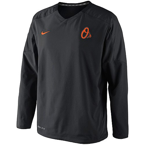 Baltimore Orioles Dri-FIT Staff Ace Windshirt by Nike