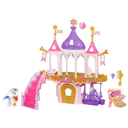 (My Little Pony Princess Wedding Castle (Discontinued by manufacturer))