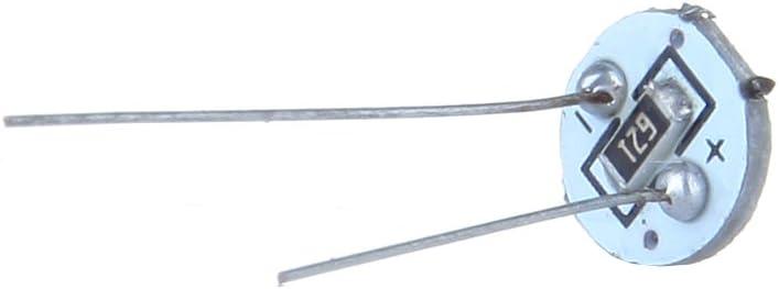 SCITOO 100Pcs 4.7mm Dash Light Bulbs Instrument Gauge Cluster Light Bulbs Speedometer Gauge Cluster Lights