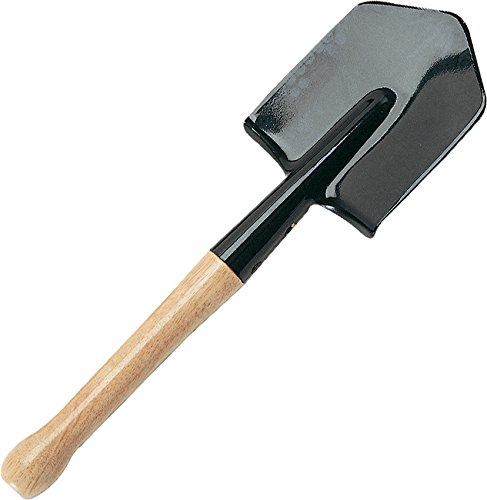 Army Shovel (Cold Steel Special Forces Shovel with Hardwood Handle)