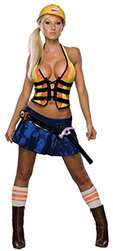 Home Improvement Halloween Costumes (Secret Wishes Women's Home Improvement Sassy Adult Costume, Multicolor, X-Small)