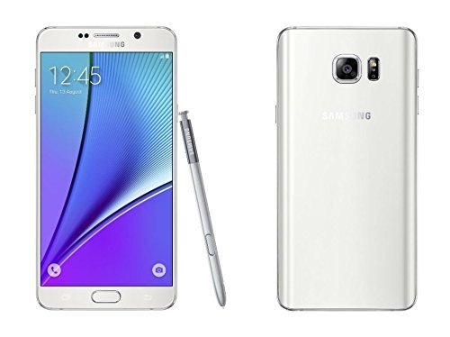 Samsung Galaxy Note 5 DUOS N9200 32GB White Factory Unlocked - DUAL SIM - GSM - International Version no warranty,...