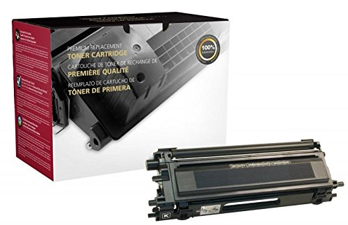 Inksters Remanufactured High Yield Black Toner Cartridge Replacement for Brother TN115-5K ()