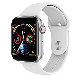 Bluetooth Smart Watch, ECG Heart Rate Fitness Monitor Bluetooth ...