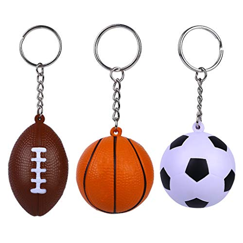 - ❤️Ywoow❤️ Fun Dolls, Sports Ball Party Favor Soft Scented Charm Rising Collection Stress Reliever Toy