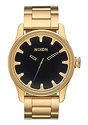 NEW Nixon Driver Watch All Gold Black