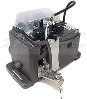 Kit motor para automatizar tu puerta de garaje o cancela corredera. VDS FUTURE AG 1600 Kg + 2 mandos Rolling code 4 canales 433 mhz: Amazon.es: Bricolaje y herramientas