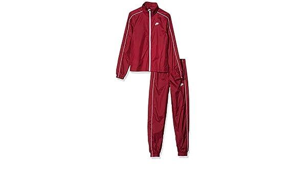 Desconocido Nike Sportswear Chándal, Hombre, Team Red/White/White ...