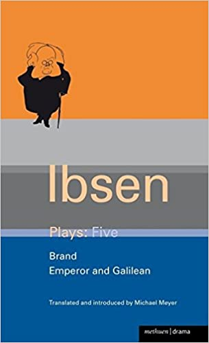 ibsen plays 5 brand emperor and galilean world classics vol 5