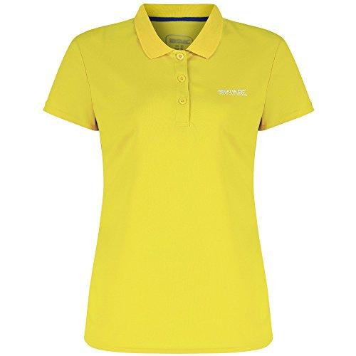 Regatta Womens/Ladies Maverik III Wicking Quick Dry Polo Shirt Morado