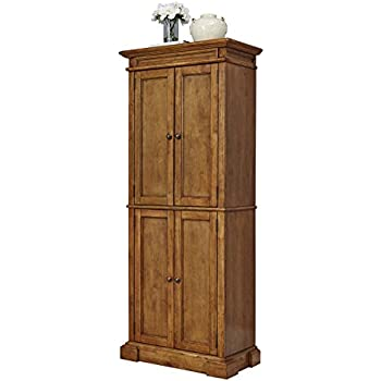 Amazon Com Home Styles Arts And Crafts Cottage Pantry