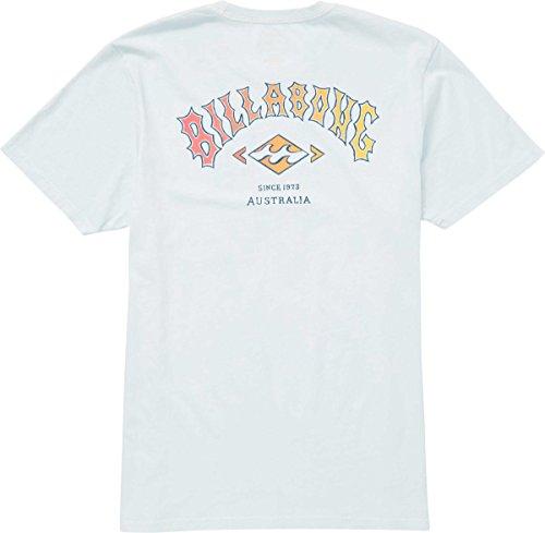 Billabong Men's Arch T-Shirt Coastal Large
