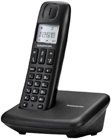 Sagemcom D142 - Teléfono Sencillo: Amazon.es: Electrónica